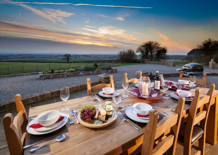 Popular Wedding Venue Chooses Anthropods to Supplement Luxury Guest Accommodation