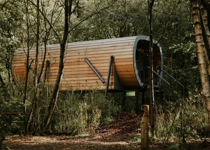Glampers seek more luxury and new experiences