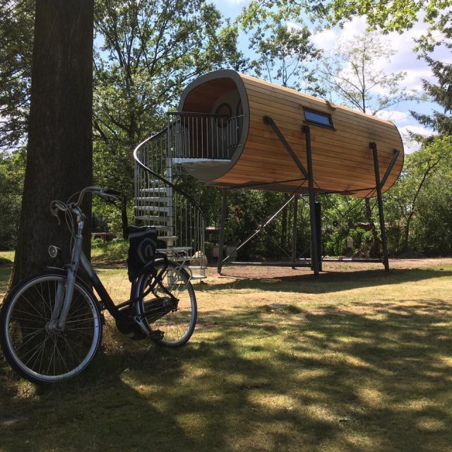 Glamping Pod Manufacturers in the UK