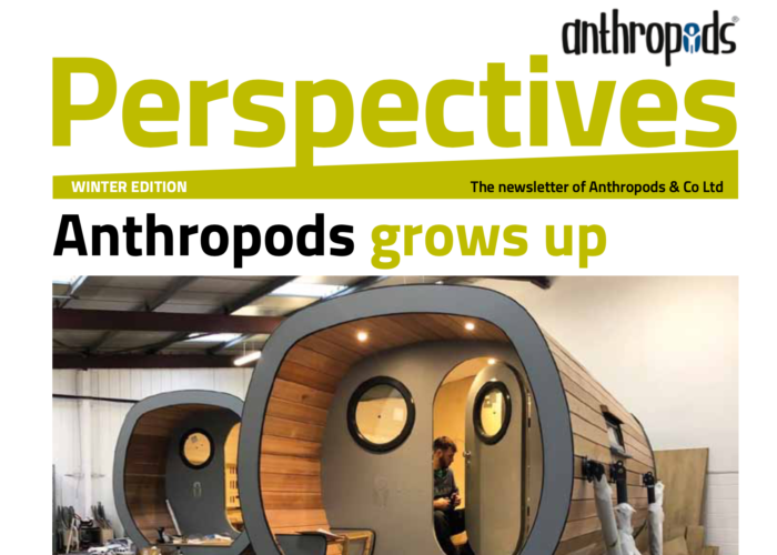Perspectives – The Anthropods Newsletter (Winter Edition)